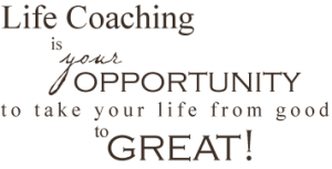 find a life coach Cincinnati oh opportunity quote
